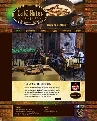 Restaurant Cafe de los Artistas