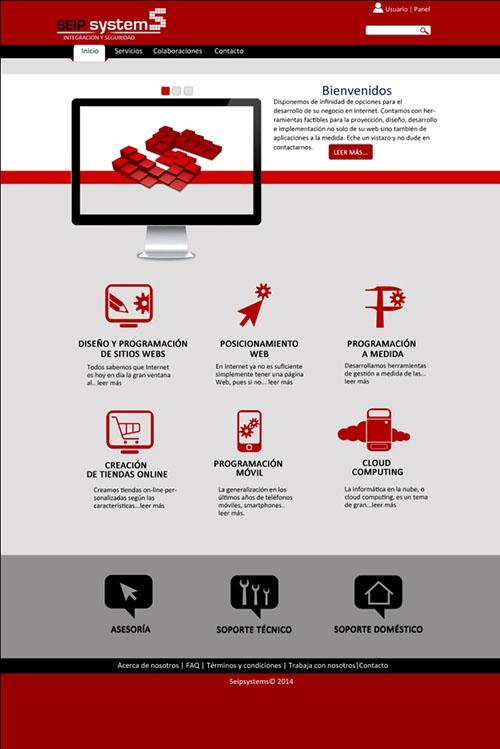 Emnpresa Española para  para el desarrollo de su negocio en internet.