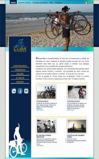 Alquiler de bicletas  y rutas en bicleta por La Habana.